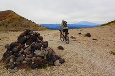 Bikepacking The Mount St. Helens Epic