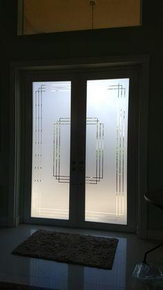 Frosted Glass Design, Frosted Glass Door, Glass Front Door, Sliding Glass Door, Bathroom Mirror With Shelf, Glass Bathroom, Internal Sliding Doors, Pooja Room Door Design, Aluminium Doors