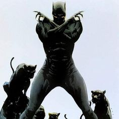 Marvel Knights 20th No 4 Black Panther variant cover art by Jae Lee and June Chung jaeleeart Marvel Films, Avengers Movies, Tree Tattoo Foot, Jack The Giant Slayer, Alita Battle Angel Manga, Jae Lee, Into The Badlands, Koi Art, Iron Man Wallpaper