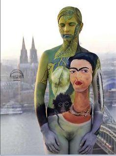Frida Khalo, en Austria