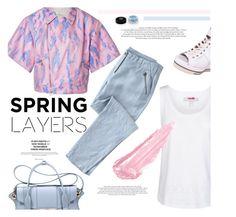 """Wardrobe Basics: Spring Jacket"" by meyli-meyli ❤ liked on Polyvore featuring Ella Rabener, 3.1 Phillip Lim, Wrap, adidas, By Terry, Ash, Givenchy and wardrobebasics"