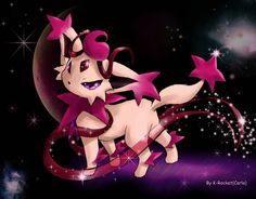 Don't know if this is a Eeveelutions or delcatty