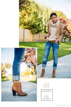 20 Stylish Ways to Wear Boots - Visit Stylishlyme.com for more outfit inspiration and style tips