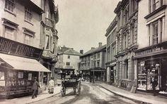 Newton Abbot, Devon, Street View