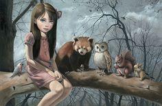 "© Ana Bagayan - ""Critters"""