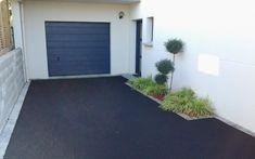 Projet d'aménagement d'Allée de garage en Enrobé