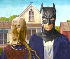 Il-transforme-des-célèbres-peintures-en-Pop-Art-Batman-3