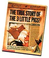 Jon Scieszka Fractured Fairytales and Fables-lesson and activity suggestions for digging into The True Story of the Three Little Pigs Traditional Literature, Fractured Fairy Tales, Fairy Tales Unit, Student Teaching, Teaching Ideas, Teaching Strategies, Persuasive Writing, Essay Writing, Readers Workshop