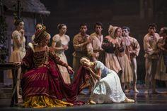 Giselle. Ballet de Santiago. Foto: Patricio Melo