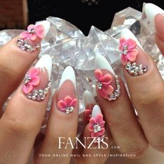 Nails by: Marlene Bech Site: Marlene Bech Nails and spa treatments Instagram: @marlenebech | Fanzis.com