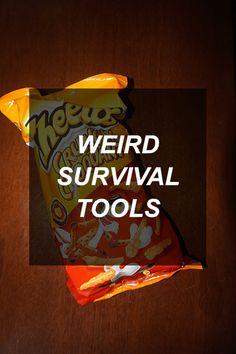 Weird Survival Tools | Survival Shelf | Survival & Preparedness Links