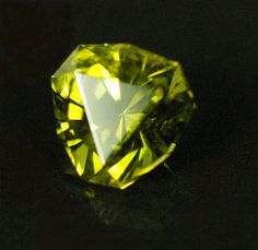 Pallasitic Peridot - Gems from Space