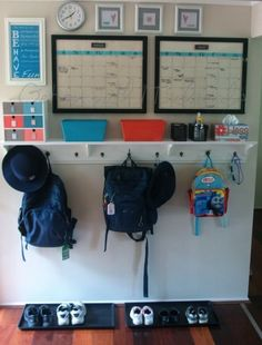 Family Command Center{One Tough Mother} by the CSI Project