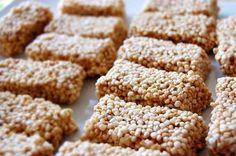 bocaditos dulces de quinoa