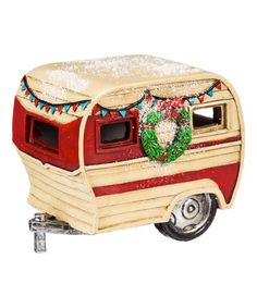 Camper Christmas decoration Holiday RV Light-Up Décor Holiday Rv, Holiday Decor, Traveling With Baby, Some Fun, Slipcovers, Light Up, Craftsman, Christmas Decorations, Throw Pillows