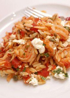 Sugar & Spice by Celeste: Athenian Orzo