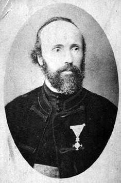Milutin Tesla, father of Nikola Tesla.