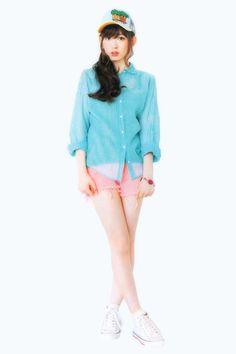 AKB48's Kojima Haruna #Fashion #Jpop #Idol