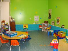From Garage to Daycare!!! - Garage Designs - Decorating Ideas ...