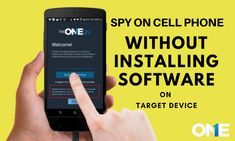 Monitor target cell phone device without installing software on the target phone. Track smartphone remotely and hack the activities on the phone such as text messages, location, sms, calls, surround sounds etc.