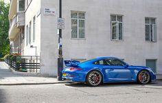Porsche 911 GT3  by Davew88