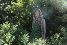 something with llamas and guinea pigs: Pixie hooded scarf scoodie thing!