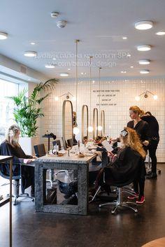 IQ-ИДЕЯ: Дизайн интерьеров салонов красоты и SPA