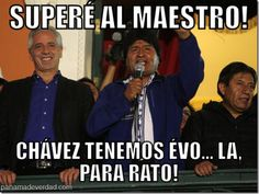 Evo Morales pensó que el ébola era un bicho - http://panamadeverdad.com/2014/10/17/evo-morales-penso-que-el-ebola-era-un-bicho/