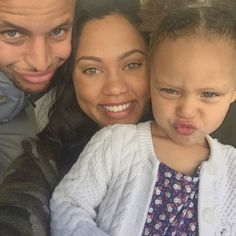 5 Reasons Why We Love Stephen Curry and His Adorable Family Stephen Curry, Ayesha Curry, Riley Curry