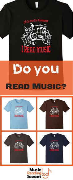 Do you read music? F