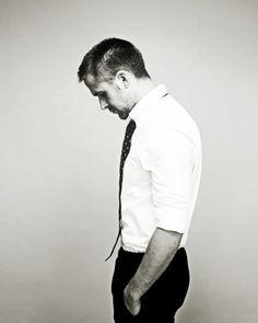 Black & White Ryan Gosling