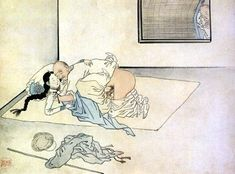 (Korea) Old noble sex with his young servant in the room by Kim Hong-do Cute Girl Image, Korean Art, Sex And Love, Japan Art, Tantra, Gravure, Vintage Photography, Erotic Art, Painting Prints