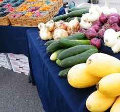 The North Village Arts District now hosts a Farmers and Artisans market every Sunday April - October!