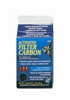 AQUATICS - FILTER MEDIA - ACTIVATED FILTER CARBON - 1 PINT - MARS FISHCARE NORTH AMERICA, - UPC: 17163060765 - DEPT: AQUATIC PRODUCTS