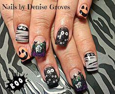 Nail Art by Denise Groves