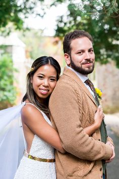 Wedding Budget Diary: Suki + Anthony Wedding Cape, Our Wedding Day, Budget Wedding, Wedding Planner, Asos Wedding Dress, Couple Shots, Couples In Love, Just Married, Real Weddings