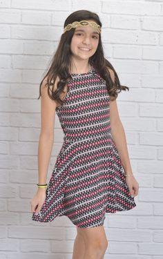 Taylor Skater Dress