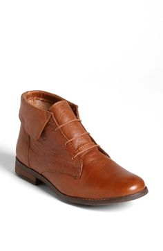 Steve Madden 'Stingrei' Boot available at #Nordstrom in Cognac Leather