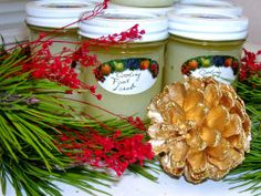 Holiday Cooling Foot Scrub