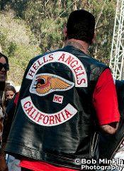 California Hells Angel