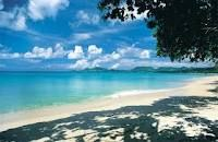 Beautiful 7 mile Beach on Grand Cayman Island