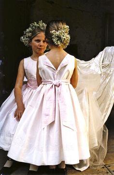 Fantasy Girls Dress - Isabel Garretón Koszorúslányruhák 11b332423a