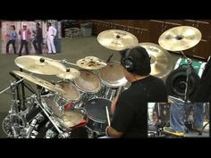 Uptown Funk by Mark Ronson ft Bruno Mars Drum Cover by Myron Carlos