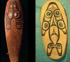 Art History 233 > Wright > Flashcards > NW coast native art ...