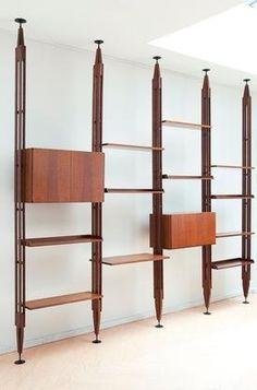 Franco Albini - 1950's bookcase