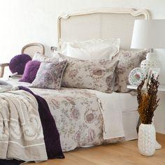 Embroidered Bed Linen | ZARA HOME Türkiye / Turkey