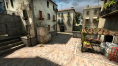 Ted McIlwain Counter-Strike: Global Offensive Level Map