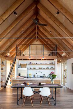 Renee del Gaudio Architecture Big Cabin Little Cabin RDG Colorado AIA American Institute of Architects