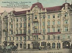 Grand Hotel de Russie.. Russischer Hof.. Georgenstraße.. near Hotel Elite and Banhof Friedrichstraße