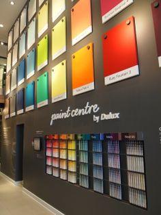 Dulux paints - Next Concept store